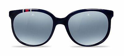 Neu Vuarnet Frankreich VL0002 Blau Sonnenbrille Polarlynx Polarisierte Linse