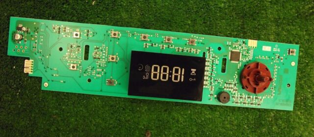 Washing Machine HOTPOINT WMPF722 PCB Display