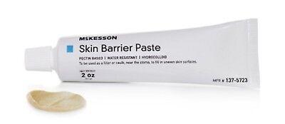 MCK Barrier Paste McKesson 2 oz. Tube, Pectin-Based, Protective Skin Barrier Barrier Paste 2 Oz Tube
