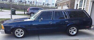 1981 Chevrolet Malibu  1981 Chevrolet Malibu