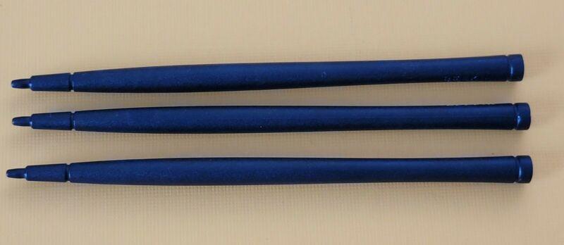 Qty. 3 BELKIN Stylus for HP Compaq iPAQ h3800 Series Model #F8Q2300 FA126A