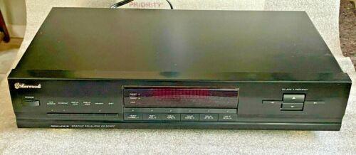 NEW SHERWOOD EQ-3050C Dark Vintage Digital Stereo Equalizer Spectrum Analyzer