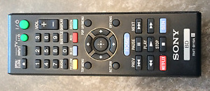 Sony Blu-ray remote control, great condition