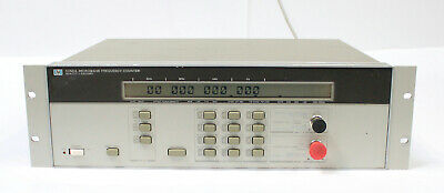 Hp Agilent 5350a 10 Hz To 20 Ghz Cw Microwave Frequency Counter Opt 001