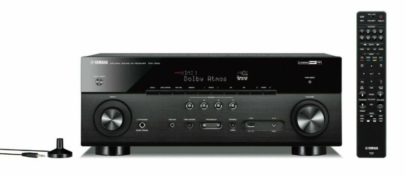 Yamaha TSR-7850R 7.2 ch 4K Atmos DTS Receiver