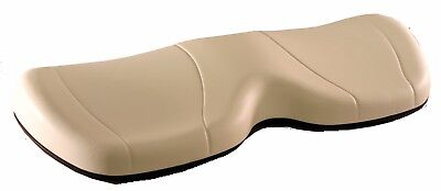 - Club Car Precedent Beige Golf Cart Seat Back Assembly Fits 2004 and Up