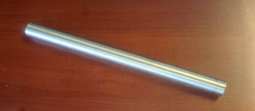 """3/4 OD X 5/8 ID 18"""" Length 304 180 Grit #4 Finish Stainless Steel Tube"""