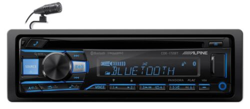 Alpine CDE-172BT Bluetooth Receiver