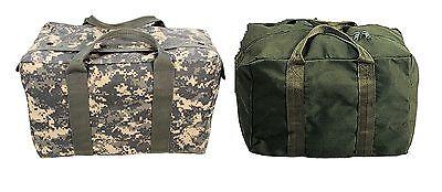 - Military Type Air Force Enhanced Crew Bags ACU Lightweight Nylon Pilots Bag Pack