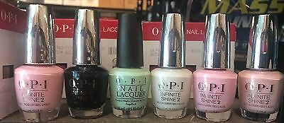 OPI O-P-I Nail Lacquer Polish 100% Original New/Sealed Fast Shipping Pick Color