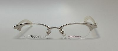 MIKADO  Eyeglasses  Grande Hearts GH 205  HANDMADE IN JAPAN  NEW!