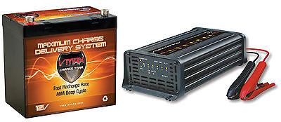 marine downrigger battery 12v 60ah vmax mr96