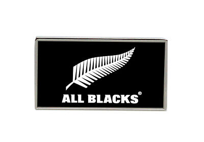 All Blacks (New Zealand) Flag Lapel Pin Badge