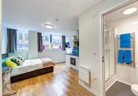 Luxury Student Studio Accommodation in Central Glasgow - Short Term Lets Now Available!