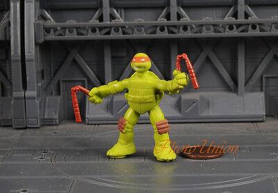 Teenage Mutant Ninja Turtles Michelangelo Cake Topper Figure Decoration K1078_G - Teenage Mutant Ninja Turtles Cake Decorations