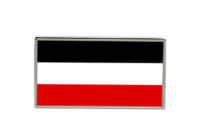 Antigua Bandera Alemana Pin de Solapa