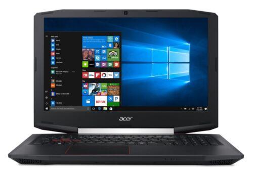 Gaming Notebook Acer Aspire VX 15 Zoll, i5-7300HQ, 8GB RAM, 128 SSD, 1TB HDD,W10