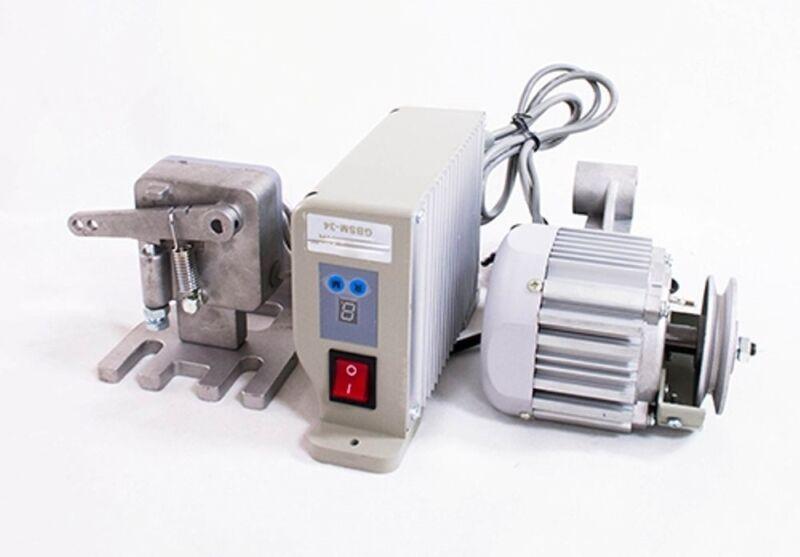 Genuine CONSEW Servo Motor CSM1001 With Needle Positioner 110V  NEW   CS1001