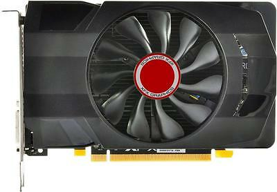 XFX - AMD Radeon RX 560 4GB GDDR5 PCI Express 3.0 그래픽 카드 - 검정색