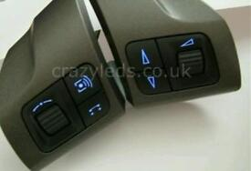Vauxall astra h smd blue steering controls
