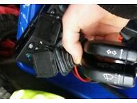 Vauxhall wiper indicator stalks pair