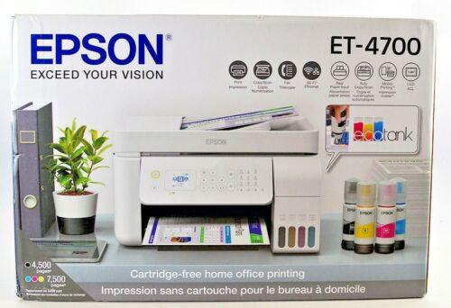 BRAND NEW Epson EcoTank ET-4700 All-in-One Supertank Printer SAME DAY SHIPPING