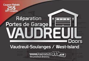 Garage Door Repair West Island / Montreal / Vaudreuil area West Island Greater Montréal image 8