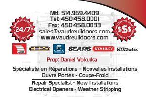 Garage Door Repair West Island / Montreal / Vaudreuil area West Island Greater Montréal image 2