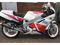 Yamaha FZR 600 Genesis 1989