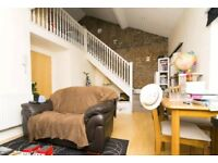 LARGE 1BED FLAT IN DALSTON ** EXPOSED BRICKWORK ** CLOSE TO STATION ** UNFURNISHED **