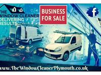 Window cleaning and pressure washing start up business for sale!!