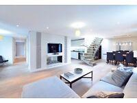 Luxury Three Bedroom Two-Bathroom Apartment Paddington W2