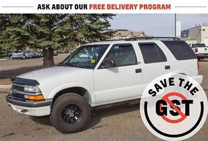1999 Chevrolet Blazer *4WD *4.3L V6 *Auto