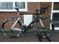 Giant Propel Advanced SL 0 size M 54cm Ultegra Carbon Road Bike