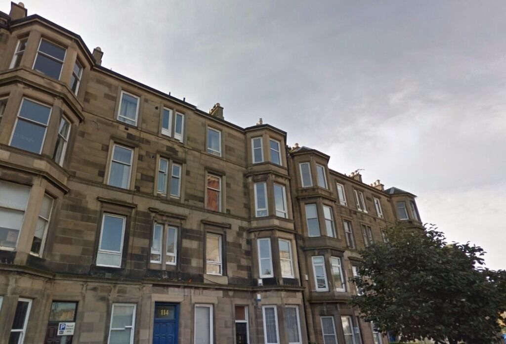 Furnished Three Bedroom Main Door Apartment on McDonald Road - Edinburgh - Available 06/09/2017