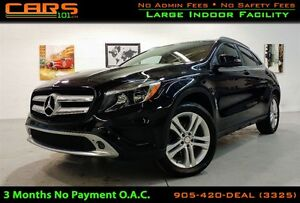 2015 Mercedes-Benz GLA250 4MATIC | Navigation | Pano Roof |