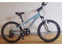 Girl's Carrera Bike Age 6-10
