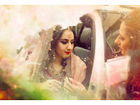 Only £299 Photo 4Hr + £99 for Video Budget Asian Wedding Female Photographer Photography Videography