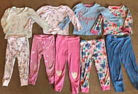 Girls 100% all NEXT Pyjamas age 2-3years