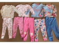 Girls 100% all NEXT Pyjamas age 2-3years