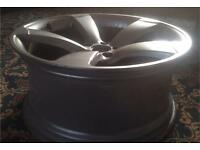 """Genuine Audi 20"""" RS5 - A5/A4/A6/A7 Rotor Concave Alloy Wheels"""