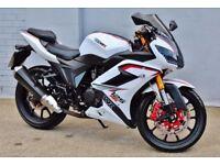 motor bike wkrr125