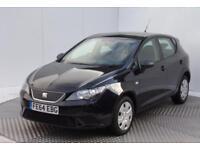 SEAT Ibiza CR TDI ECOMOTIVE S AC (black) 2014-09-01