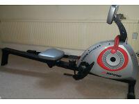 York Aspire Magnetic Resistance Rowing Machine