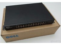 Dell PowerConnect 2724 24 port gigabit switch