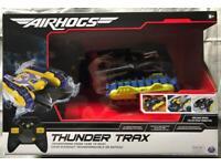 AIR HOGS THUNDER TRAX REMOTE CONTROL TRANSFORMING ATV LAND & WATER BNISB
