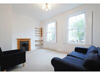 Bouverie Road, one bed flat, raised ground floor conversion with high ceilings
