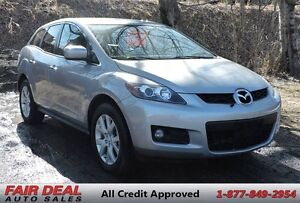2007 Mazda CX-7 Sport Utility: Fully Loaded/Heated Seats/Sunroof