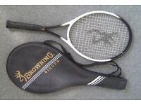 Browning Big Gun Tennis Racquet