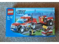 Lego City Off Road Fire Rescue 7942